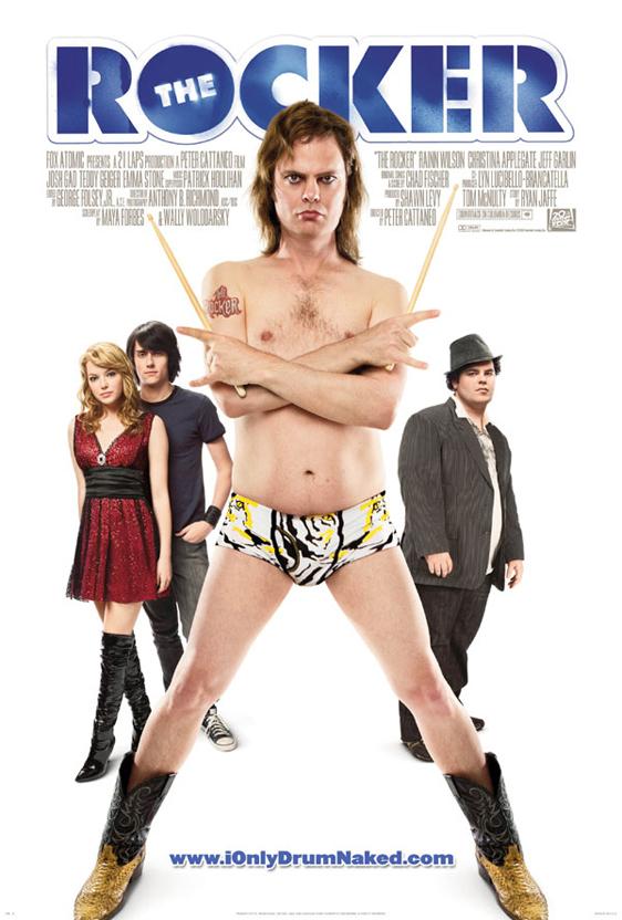 The Rocker Poster #3