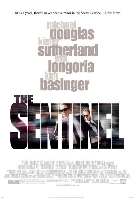 The Sentinel Poster #1