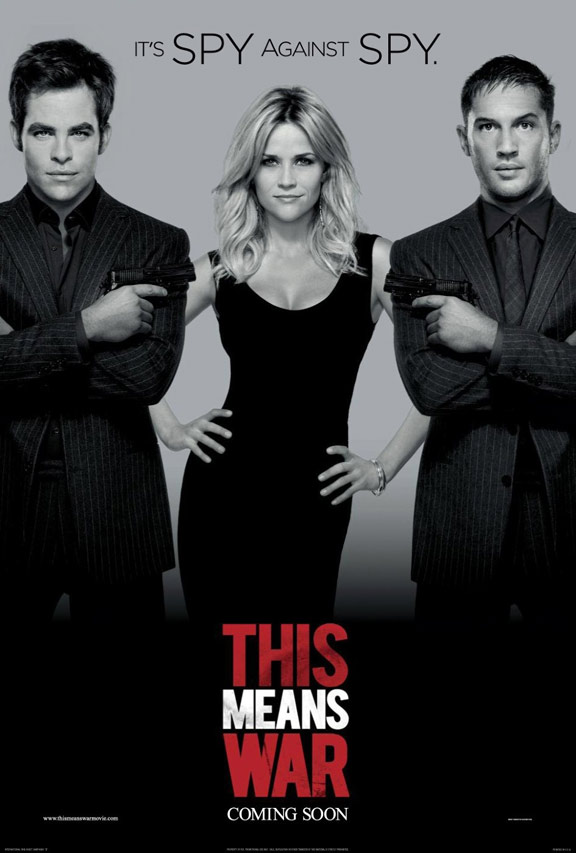 This Means War Poster #2