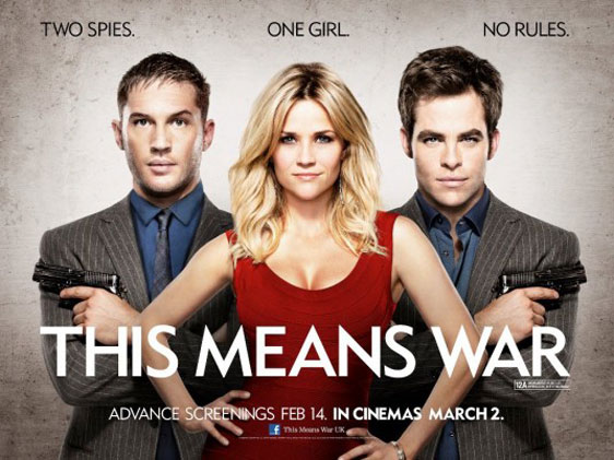 This Means War Poster #4
