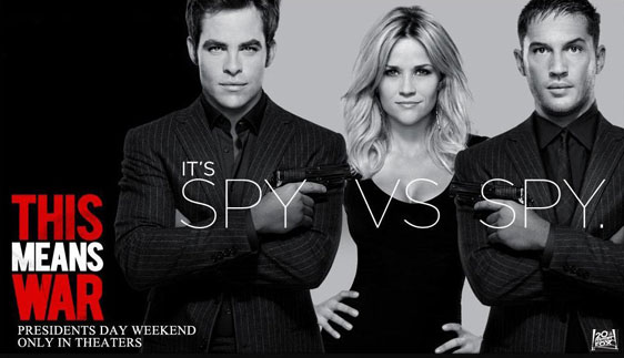 This Means War Poster #1