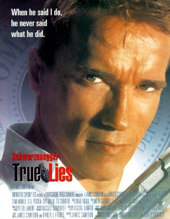 True Lies Poster #1