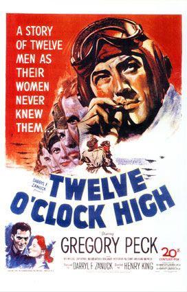 Twelve O'Clock High Poster #2