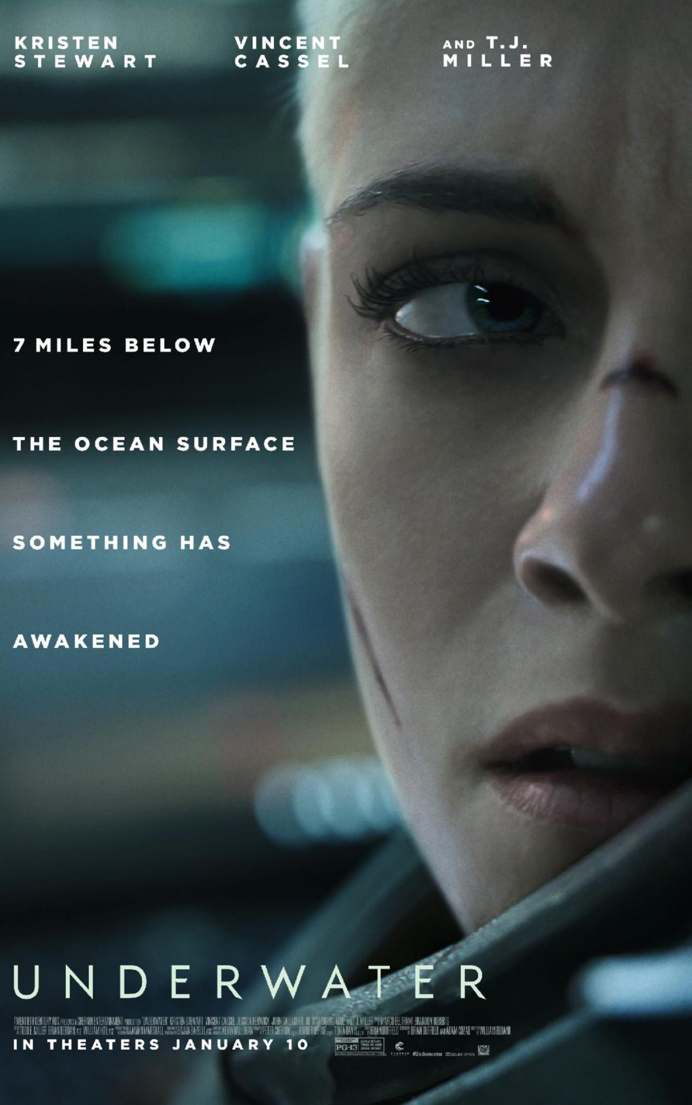 Underwater Poster #1