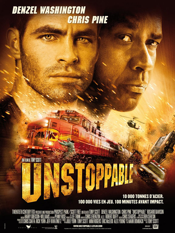 Unstoppable Poster #5
