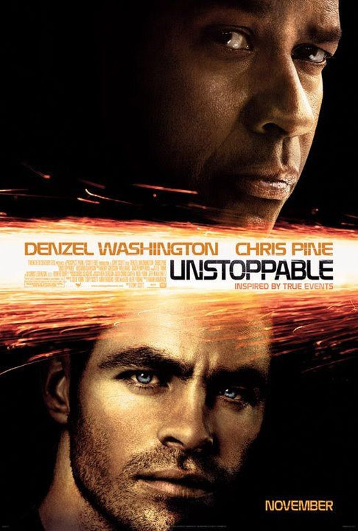 Unstoppable Poster #1