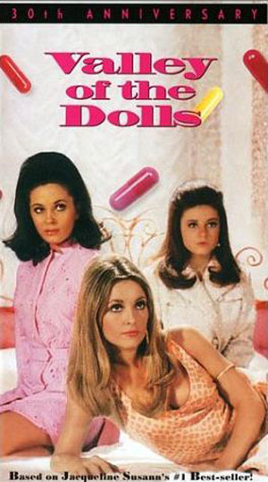 Valley of the Dolls Poster #2