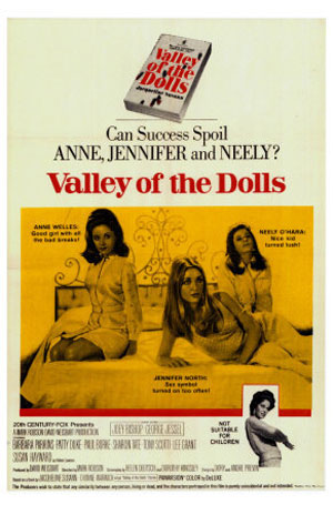Valley of the Dolls Poster #3