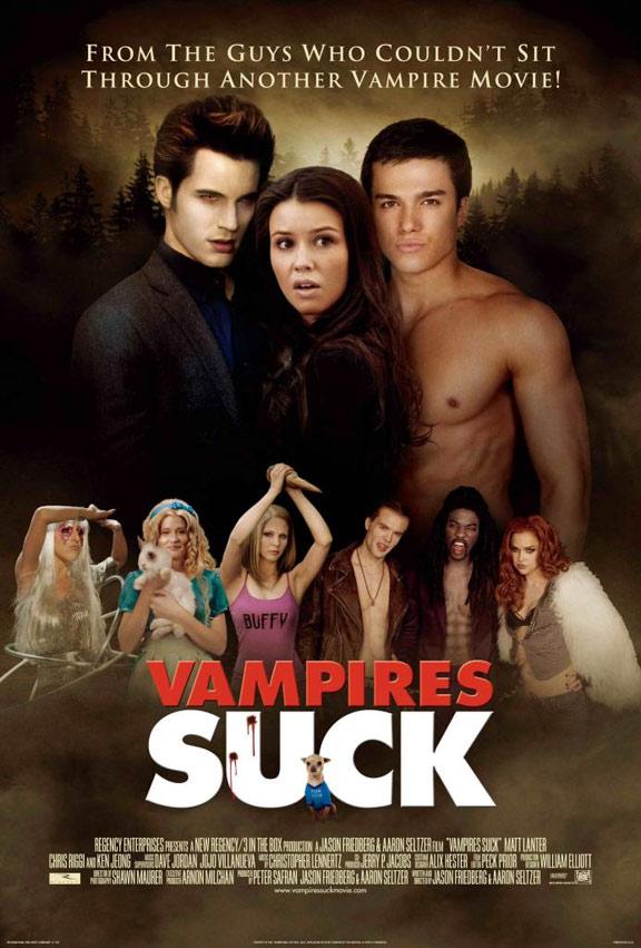 Vampires Suck Poster #1