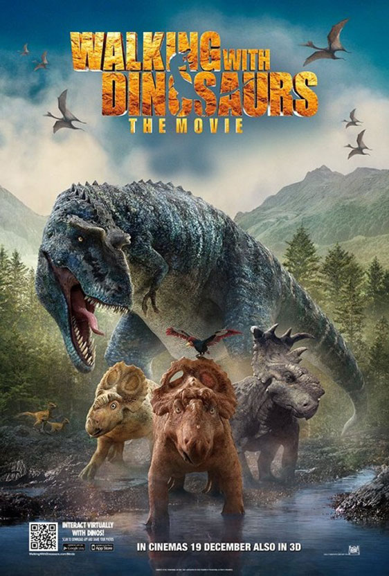 Walking with Dinosaurs Poster #11