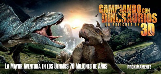 Walking with Dinosaurs Poster #4