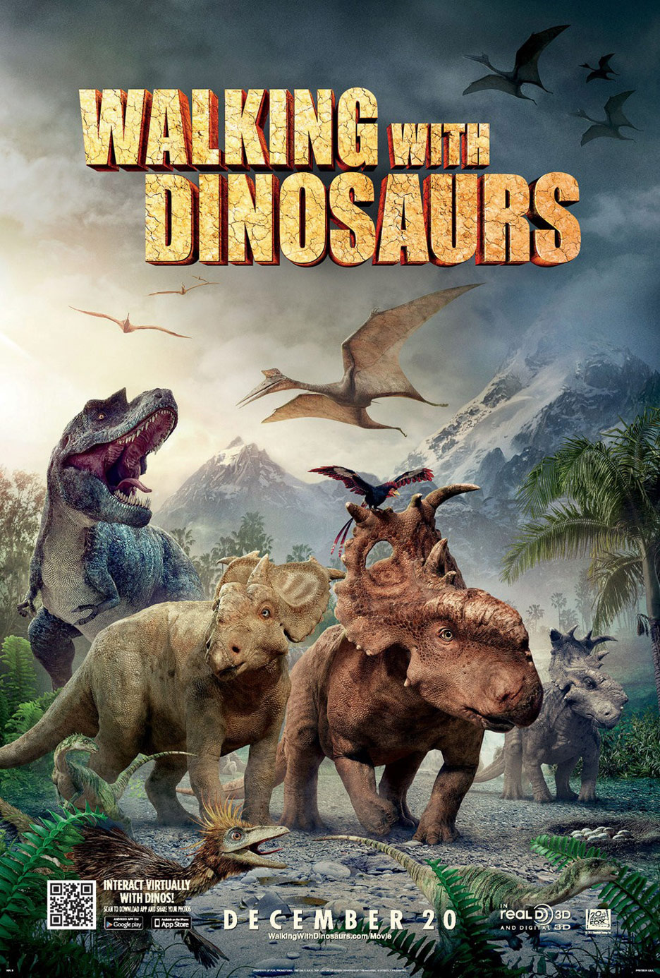 Walking with Dinosaurs Poster #5