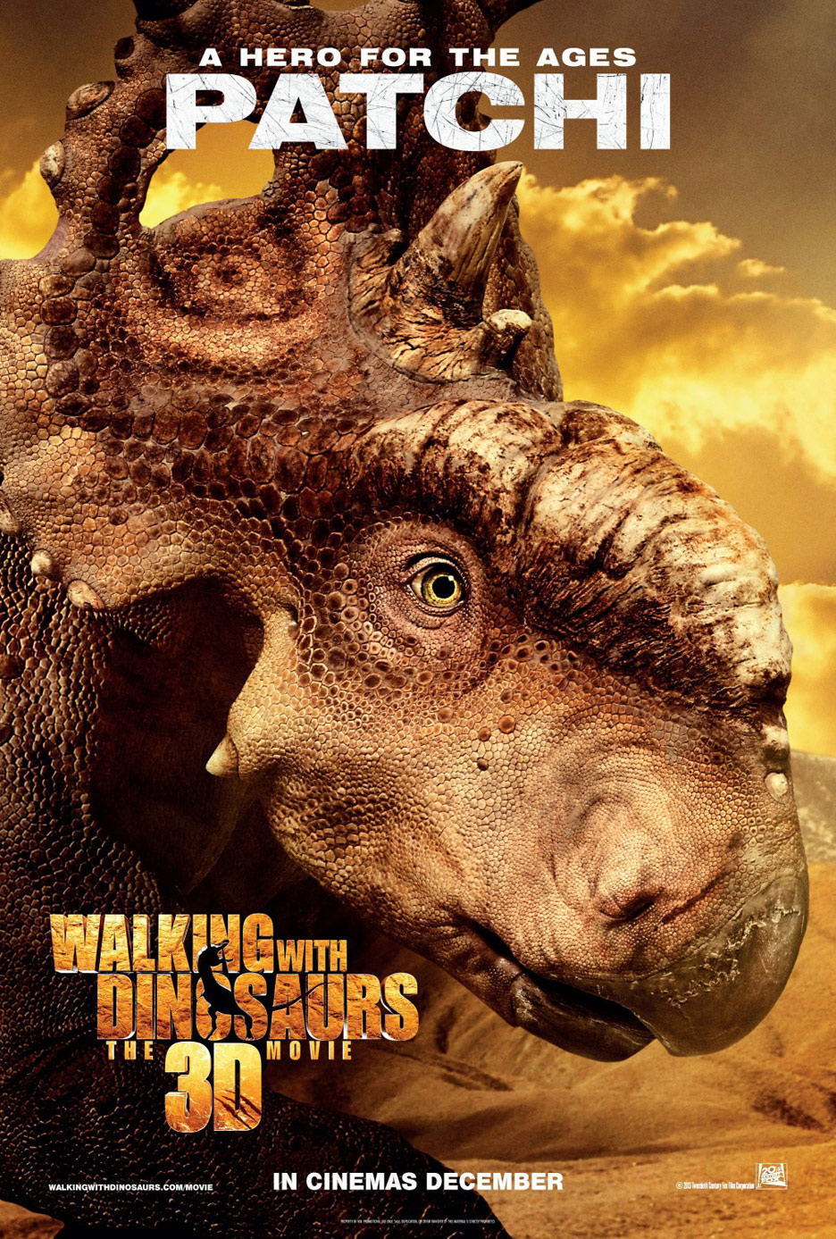 Walking with Dinosaurs Poster #6