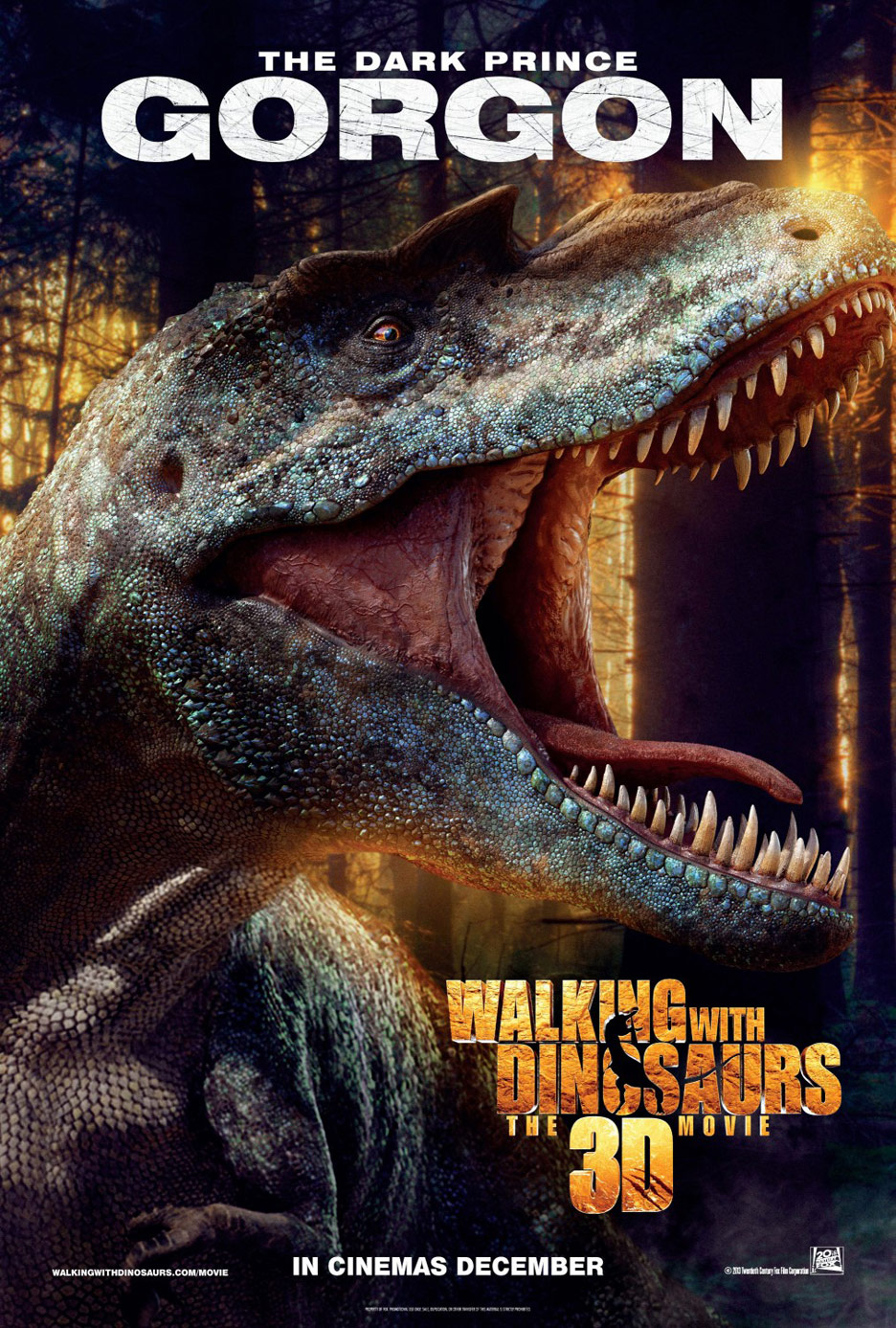 Walking with Dinosaurs Poster #7