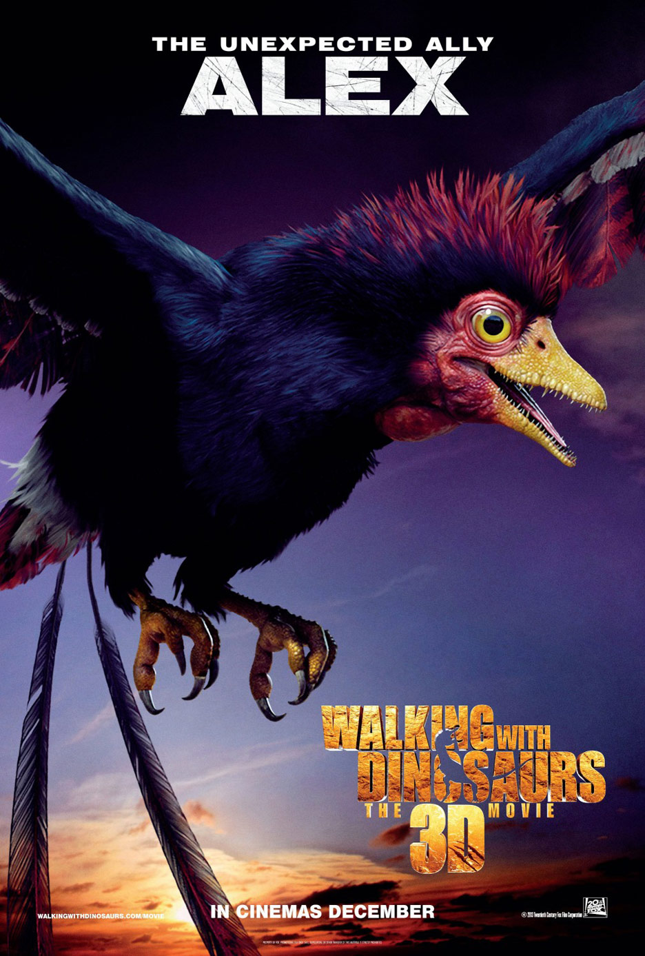 Walking with Dinosaurs Poster #8