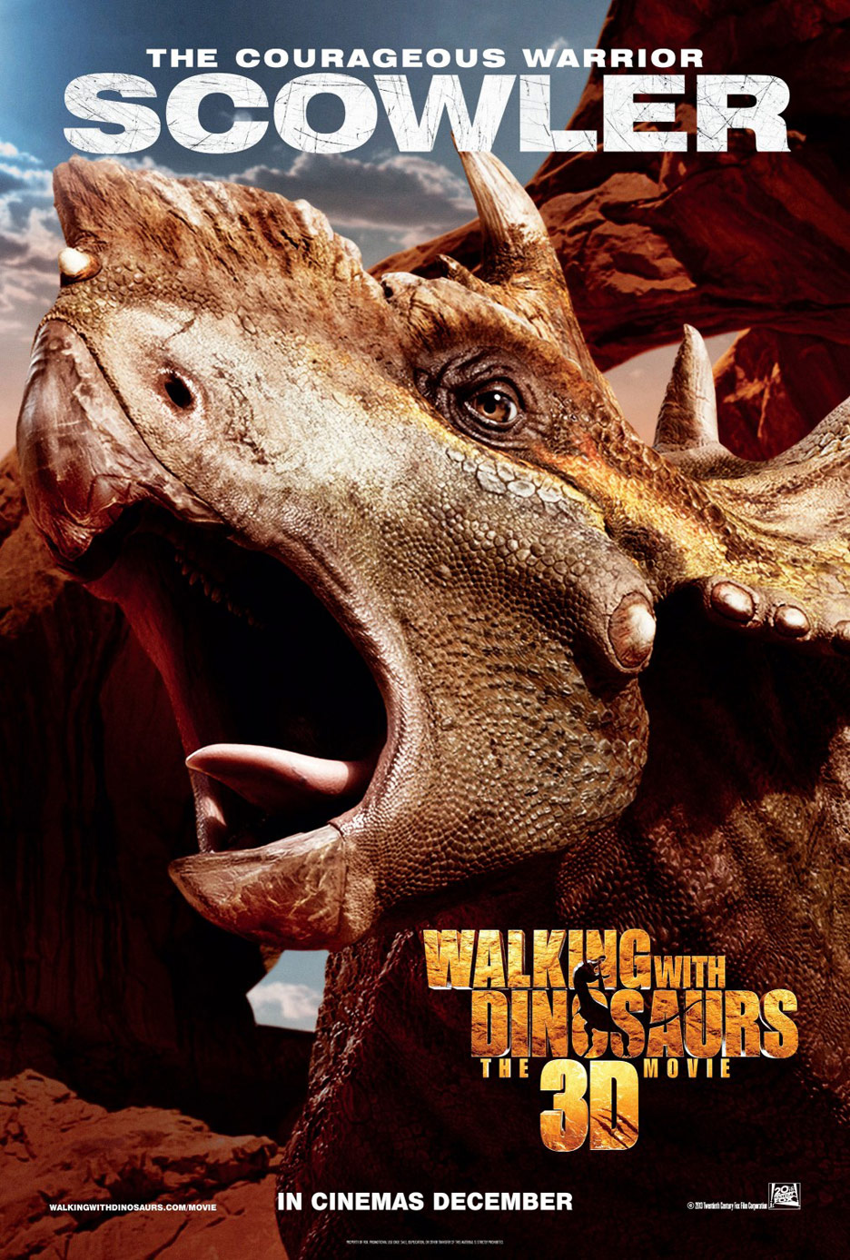 Walking with Dinosaurs Poster #9