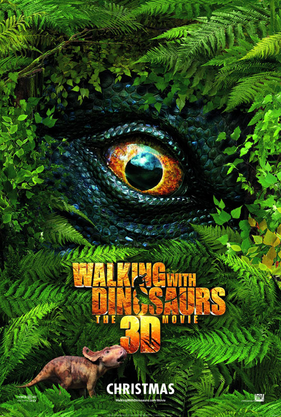 Walking with Dinosaurs Poster #1