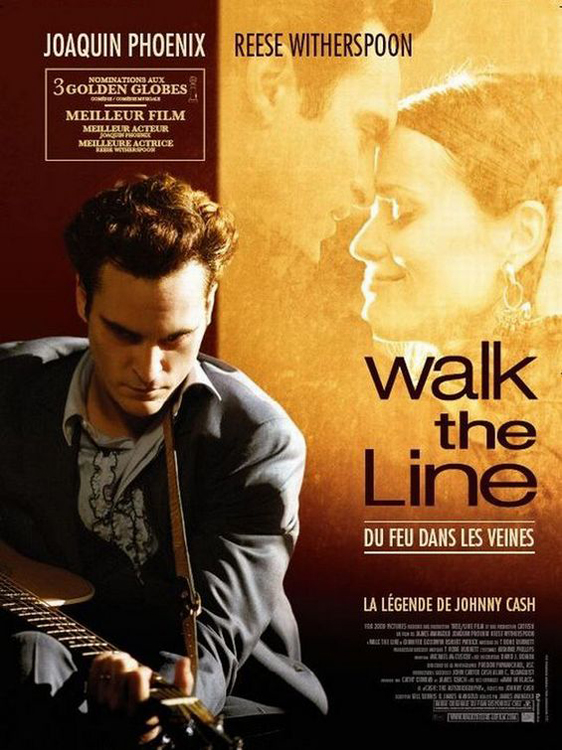 Walk the Line Poster #3