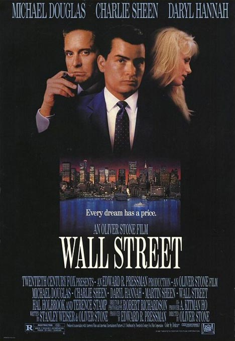 Wall Street Poster #1