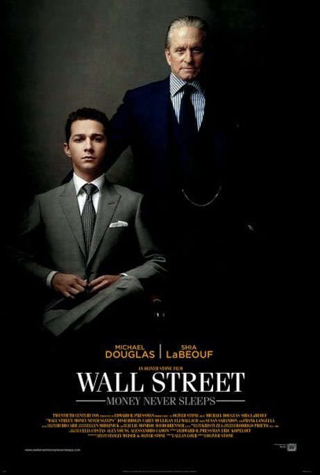 Wall Street: Money Never Sleeps Poster #1