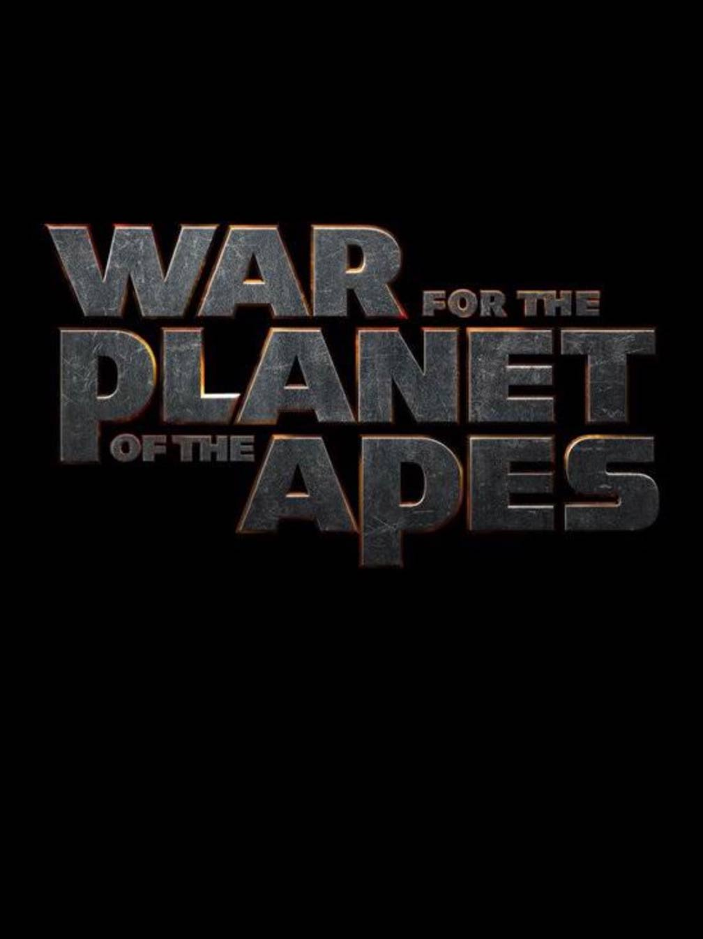 War for the Planet of the Apes Poster #1