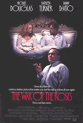 The War Of The Roses Poster #1