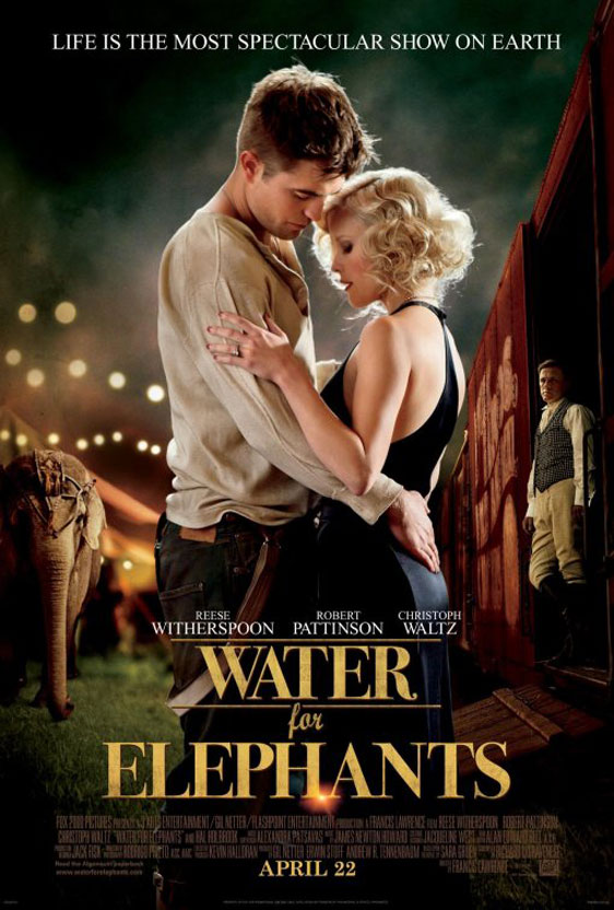 Water for Elephants Poster #2