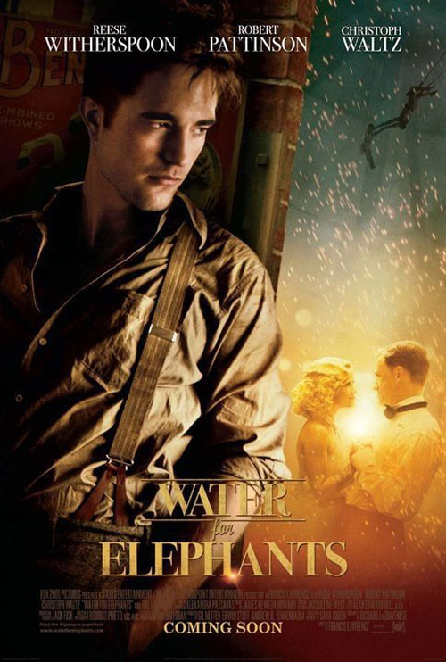 Water for Elephants Poster #3