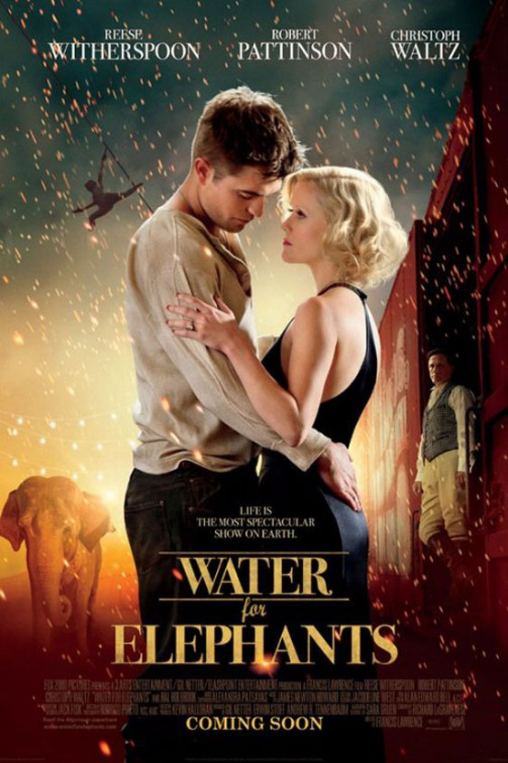 Water for Elephants Poster #1