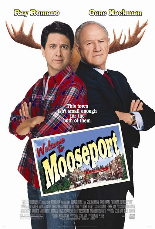 Welcome to Mooseport Poster #1