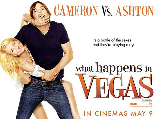 What Happens in Vegas (2008) Poster #1 - Trailer AddictWhat Happens In Vegas Sign