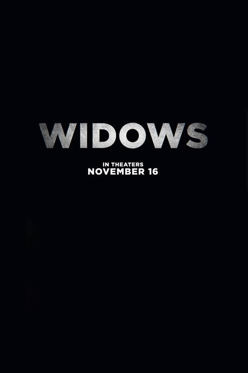 Widows Poster #1