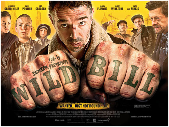 Wild BIll Poster #1