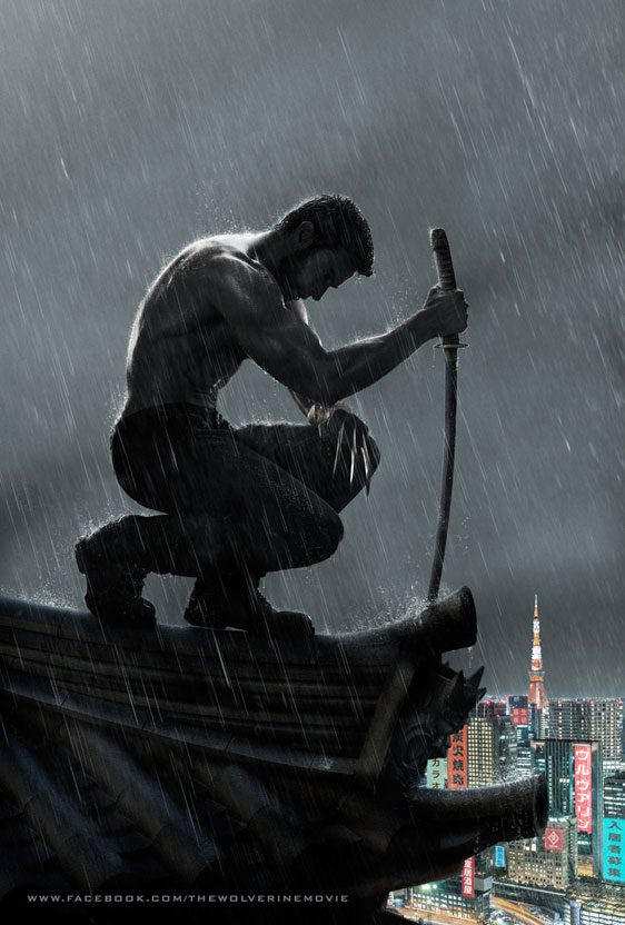 The Wolverine Poster #2