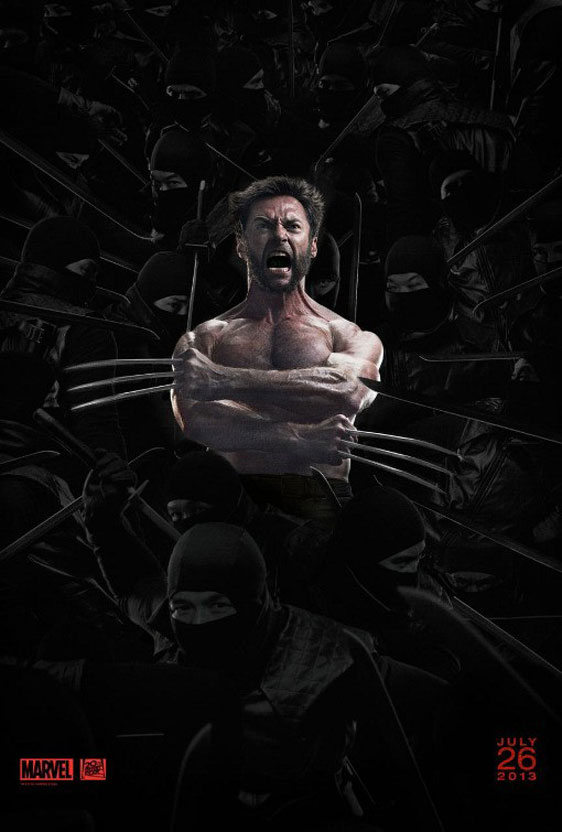 The Wolverine Poster #4