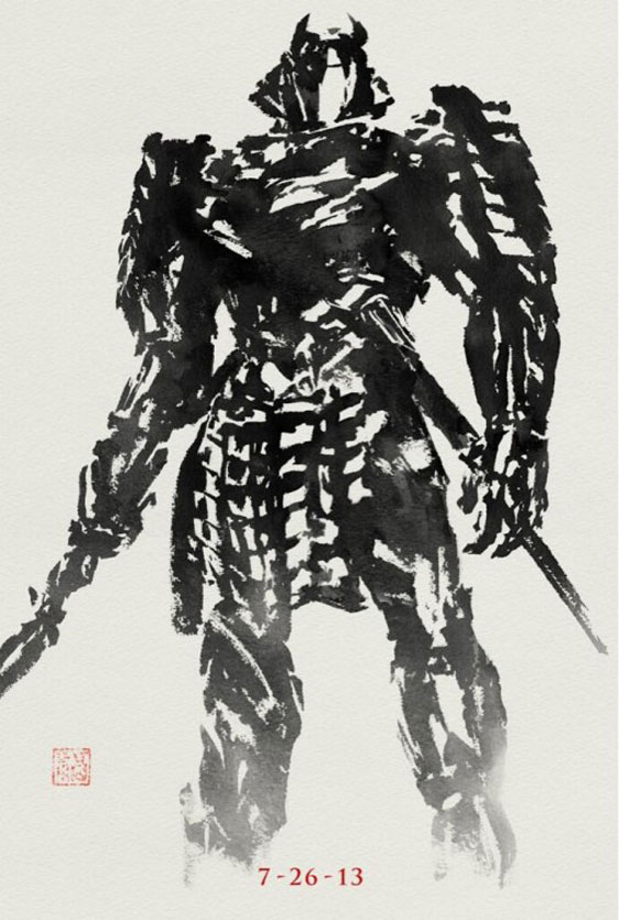 The Wolverine Poster #7