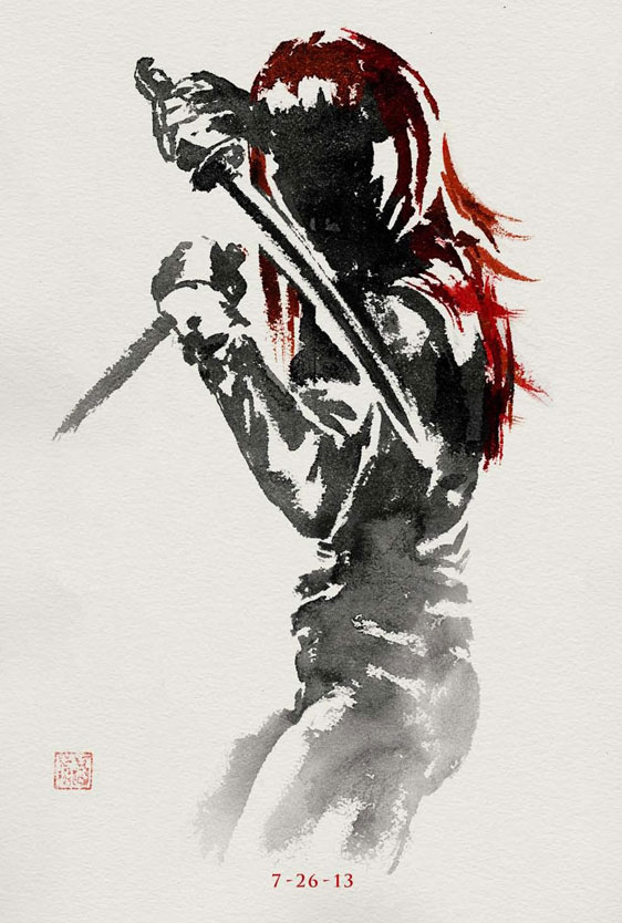 The Wolverine Poster #8