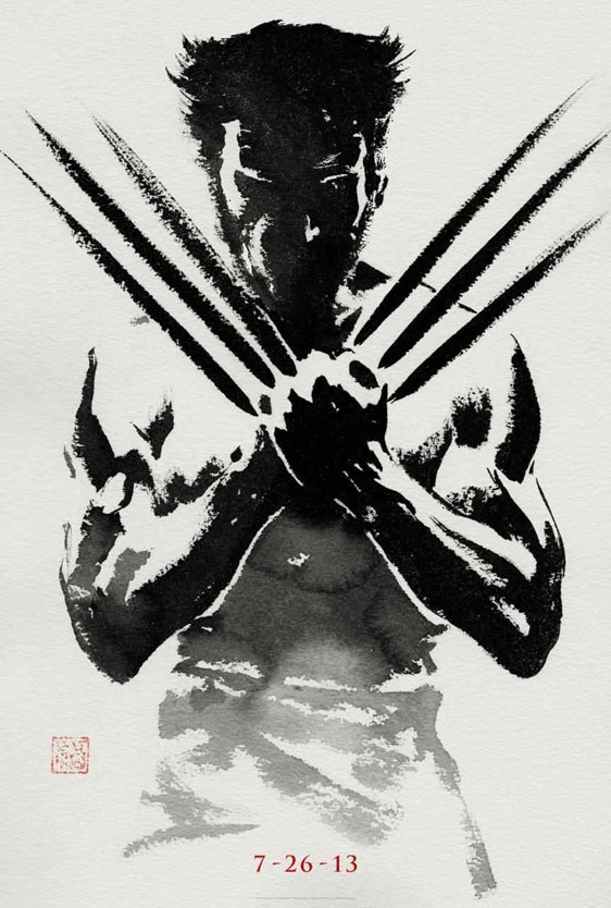 The Wolverine Poster #1