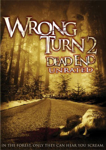 Wrong Turn 2: Dead End Poster #1