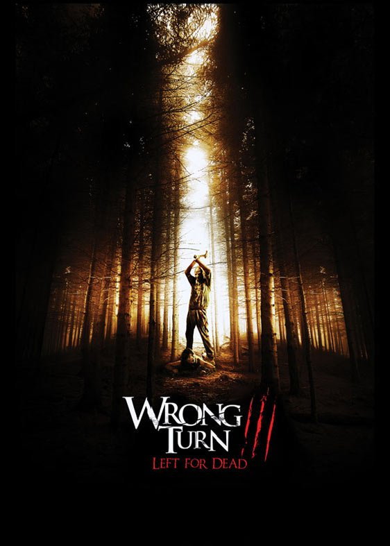 Wrong Turn 3: Left for Dead Poster #1