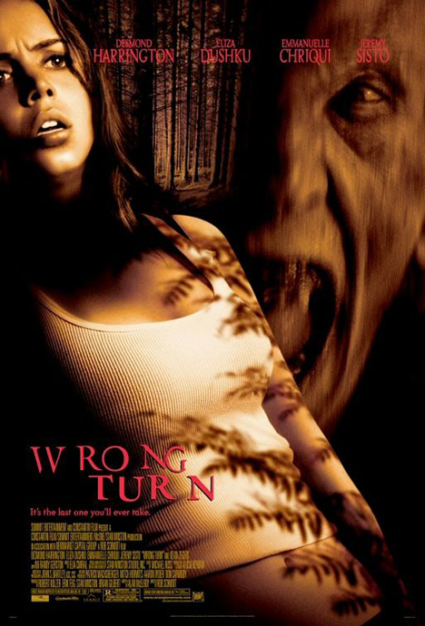 Wrong Turn Poster #1