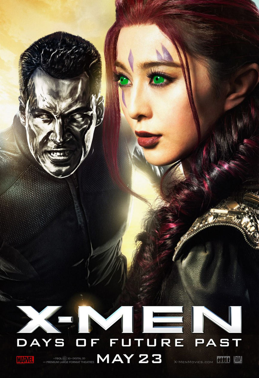 X-Men: Days of Future Past Poster #11