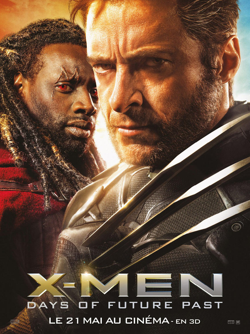 X-Men: Days of Future Past Poster #17