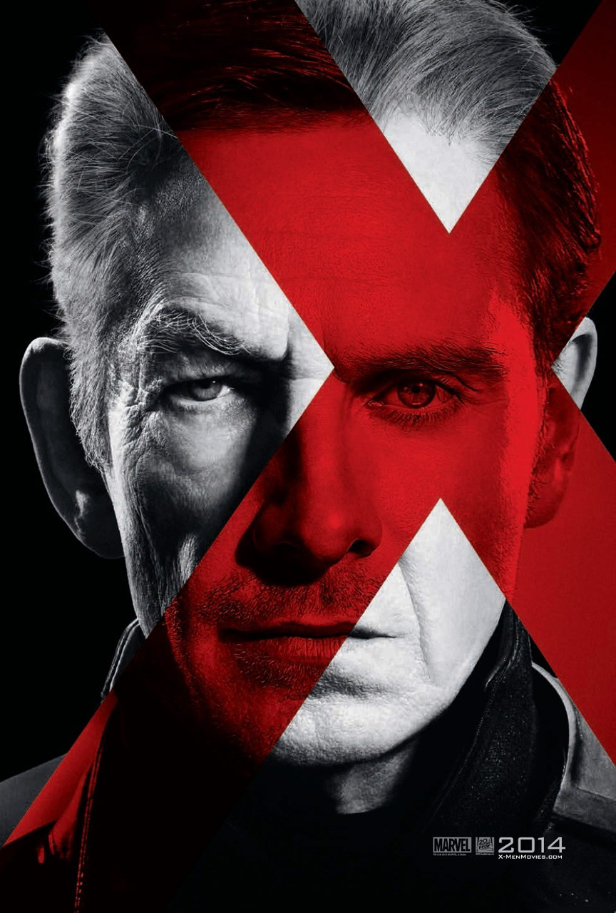 X-Men: Days of Future Past Poster #2