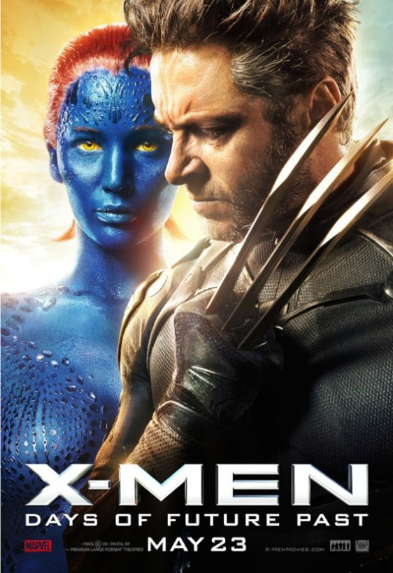 X-Men: Days of Future Past Poster #6