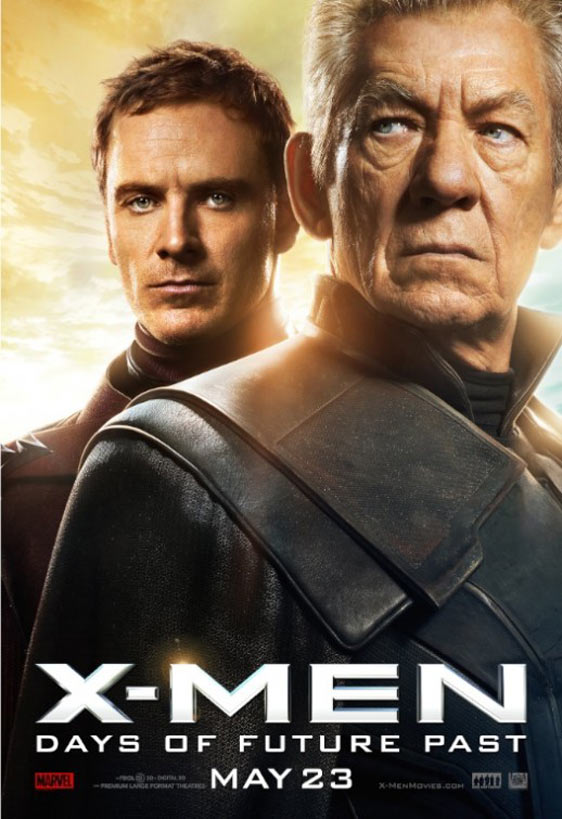 X-Men: Days of Future Past Poster #7