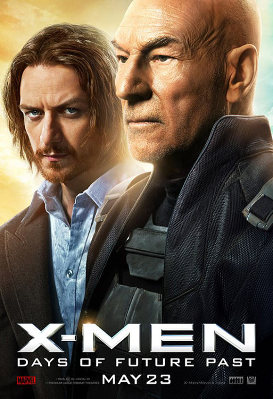 X-Men: Days of Future Past Poster #8