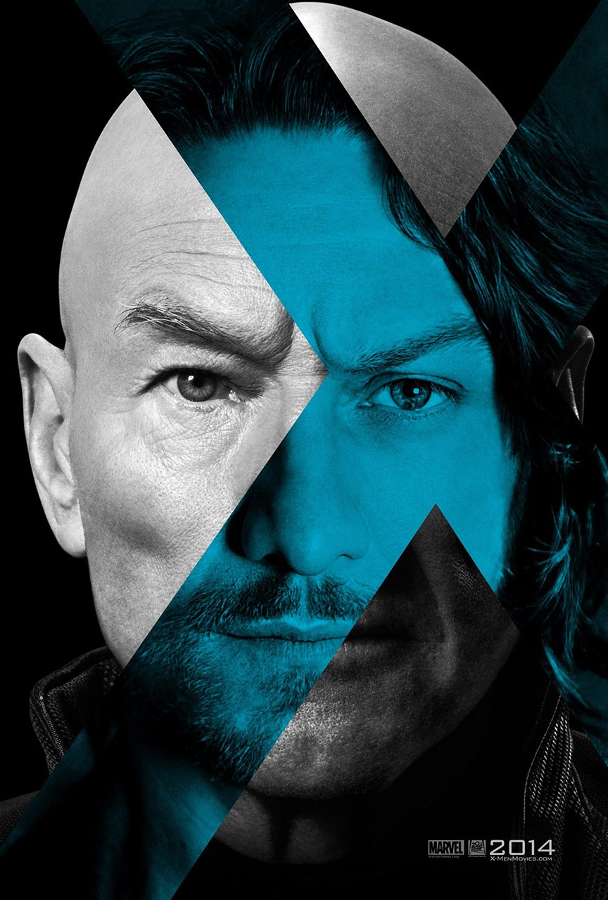 X-Men: Days of Future Past Poster #1
