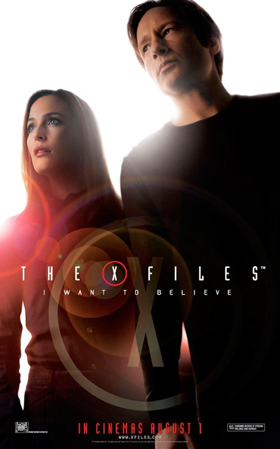The X-Files: I Want to Believe Poster #4