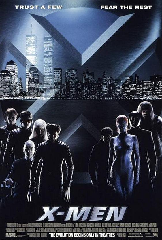 X-Men Poster #2